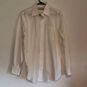 Men's button down Nordstrom dress shirt